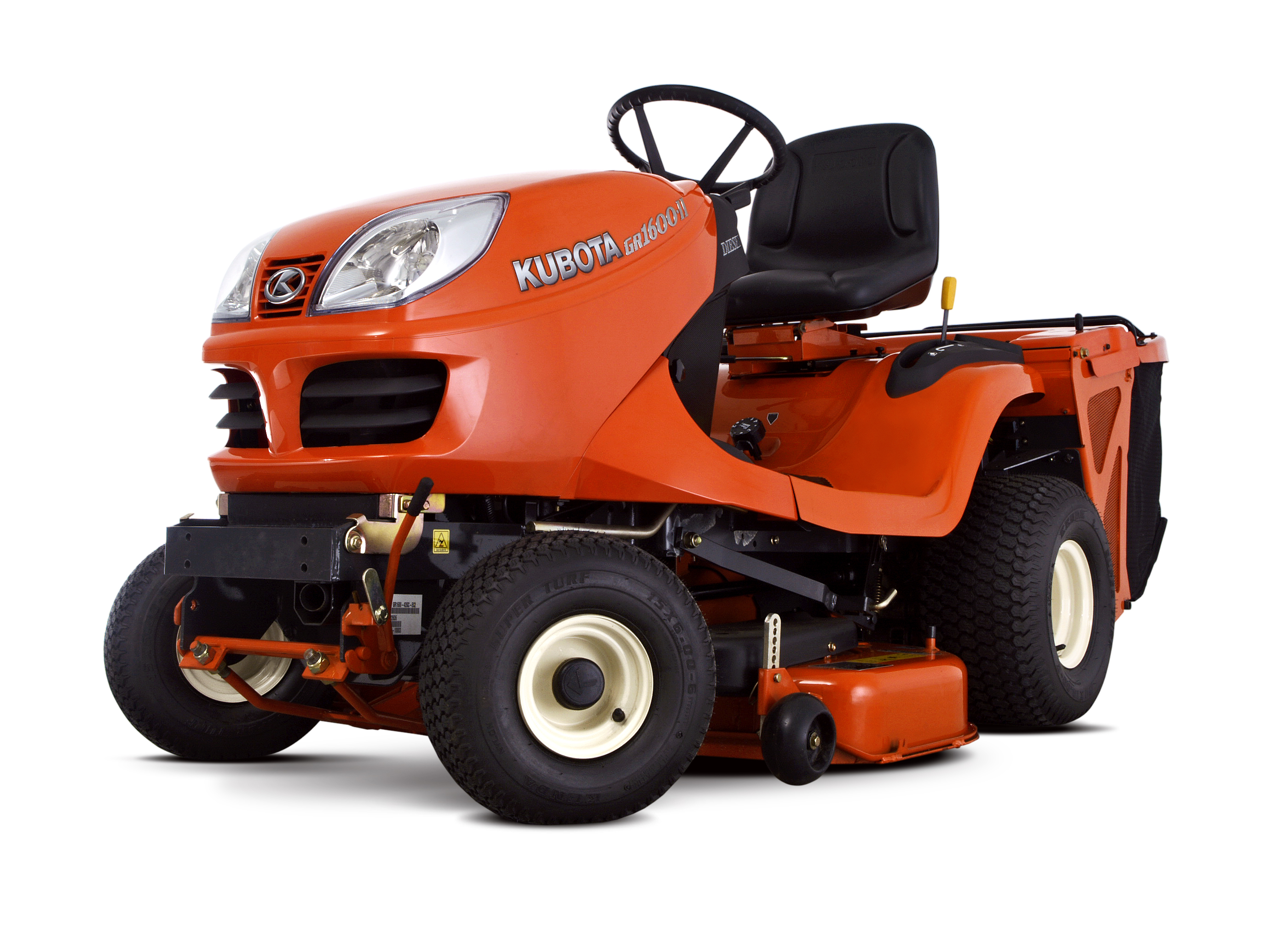 GR1600 II Ride On Diesel Mower