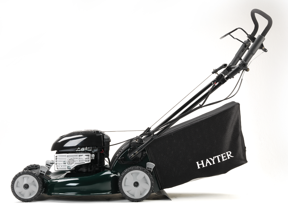 HAYTER R53S RECYCLING MOWER - AUTODRIVE, VS, ES