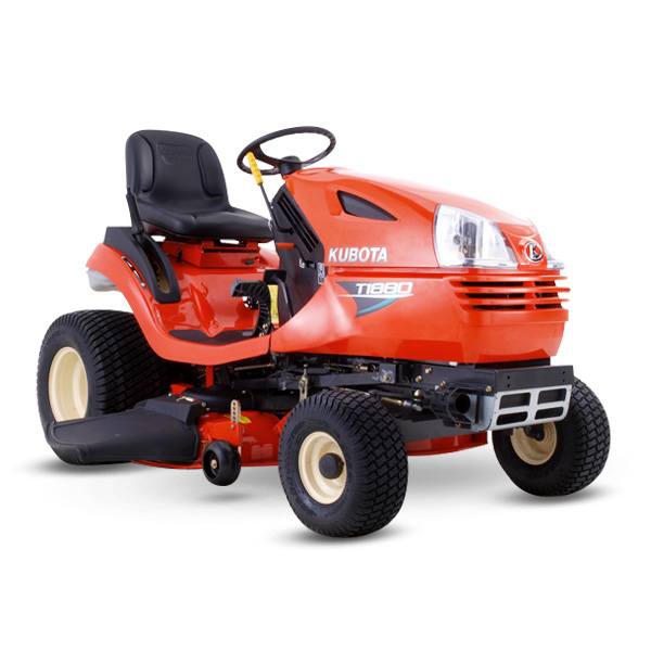 T1880 Petrol Ride-on Mulching Mower