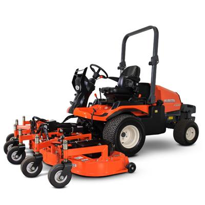 KUBOTA F3890 UP FRONT ROTARY MOWER