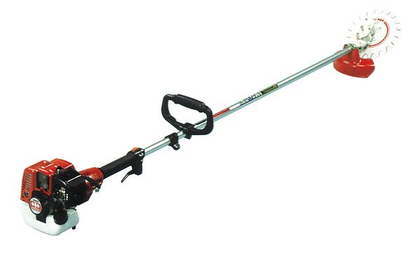 25.4cc Zenoah Brushcutter; Strato-charged engine; Reciprocator