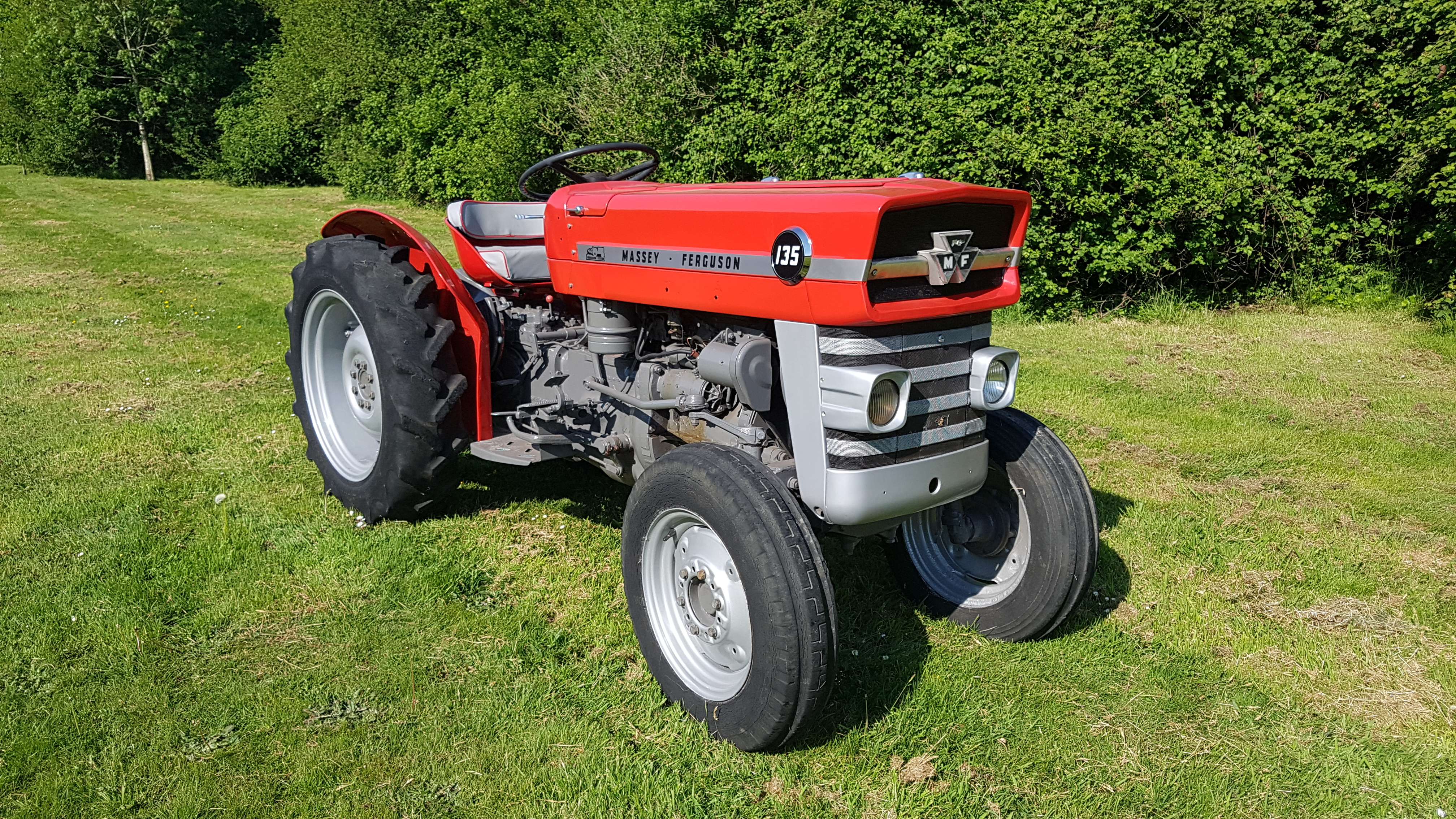 Massey Ferguson MF135 Vineyard