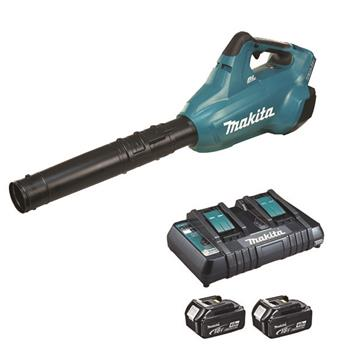MAKITA DUB362Z Twin 18V Brushless Blower Bundle