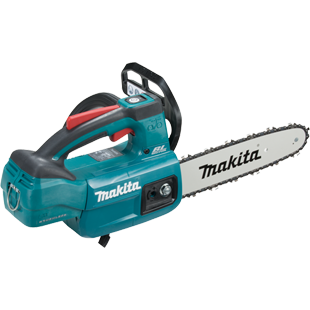 MAKITA DUC254Z 18v Brushless Top Handle Saw Kit Bundle