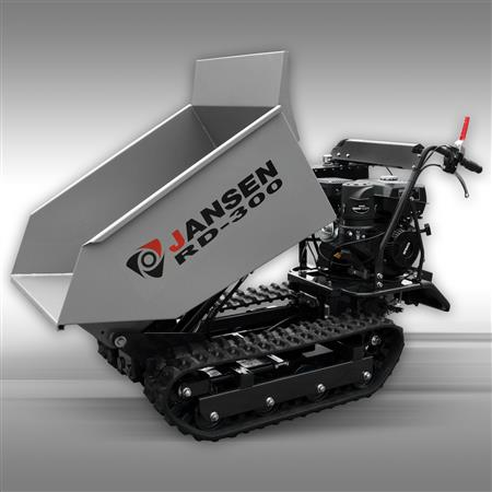 jansen-rd300-track-dumper-with-briggs-and-stratton-9hp-engine