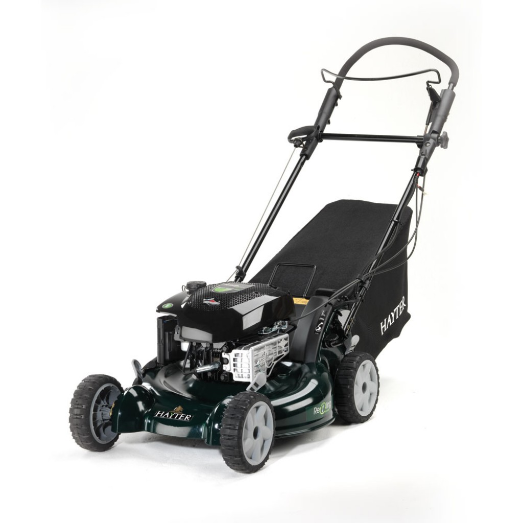 HAYTER R53A RECYCLING MOWER - AUTODRIVE, VS, ES