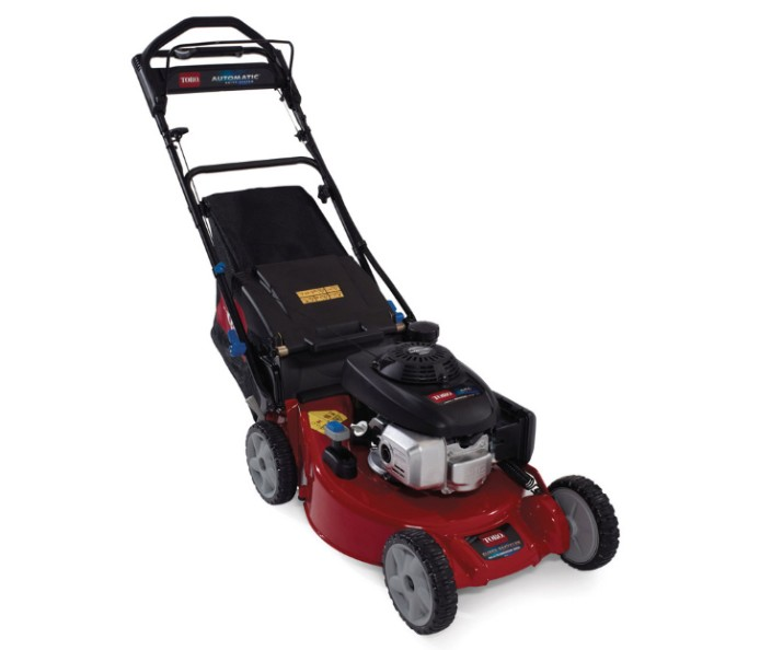TORO 20837 (48cm) ADS, Honda OHC Engine, ROD, 3 in 1
