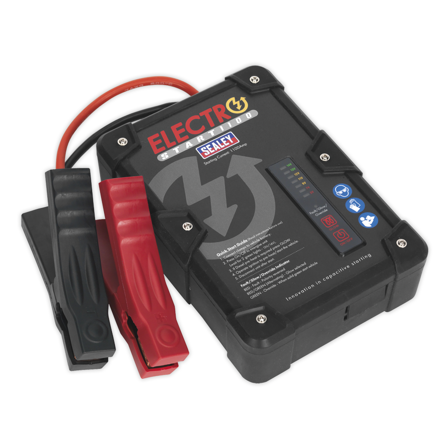 ElectroStart® Batteryless Power Start 1100A 12V