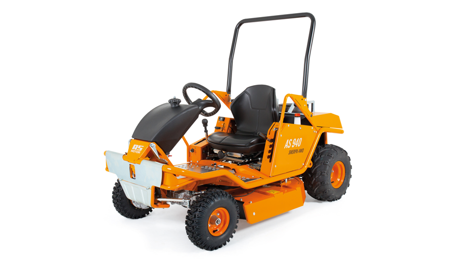 AS940 Sherpa 4WD Ride-on Roughcutter